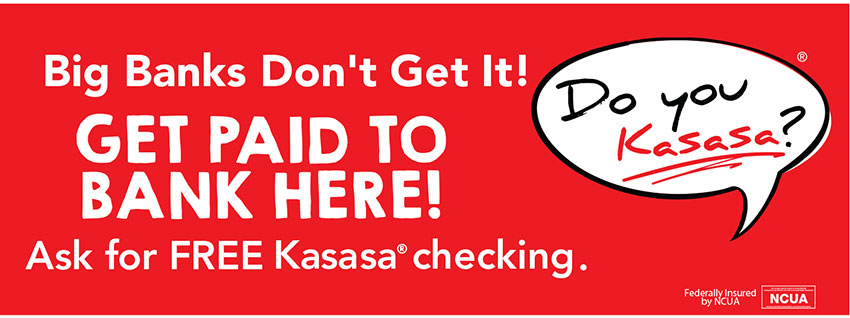 Free Kasasa Checking